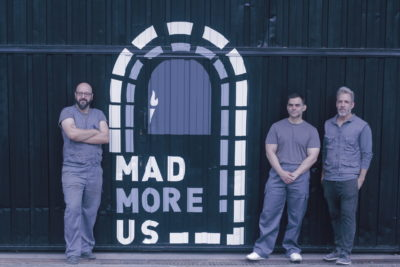 Trabajadores de la empresa Mad More Us